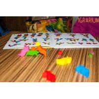 Дитяча субота від Igrarium для дітей від 6 років в Книгарні Є. «Весела ігротека».