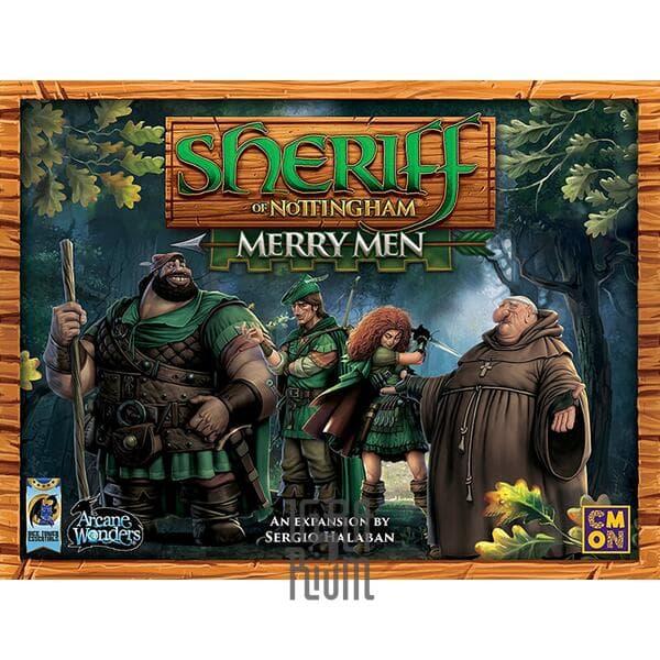 Настольная игра Sheriff of Nottingham: Merry Men