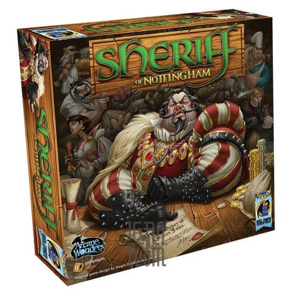 Настольная игра Sheriff of Nottingham