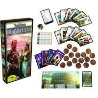 Настольная игра 7 Wonders: Leaders