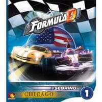 Настольная игра Formula D: Circuits 1 – Sebring & Chicago