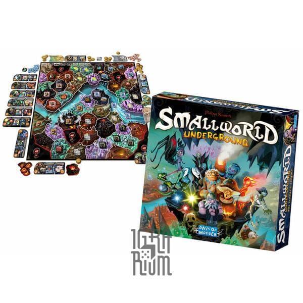 Настольная игра Small World Underground