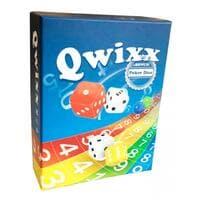 Настольная игра Qwixx+Poker Dice