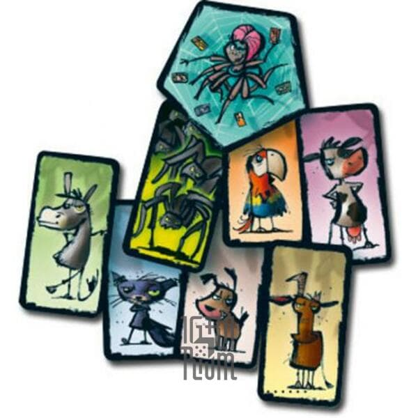 Настольная игра Тараканье Танго (Tarantel Tango)
