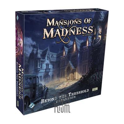 Настольная игра Beyond the Threshold - Mansions of Madness: Second Edition