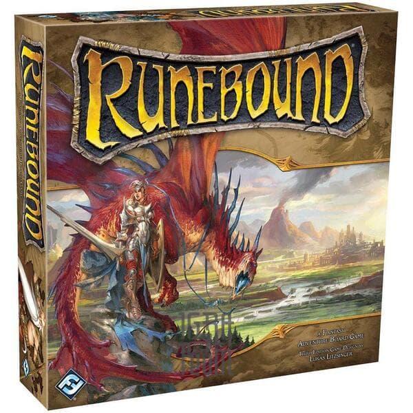 Настольная игра Runebound 3ed