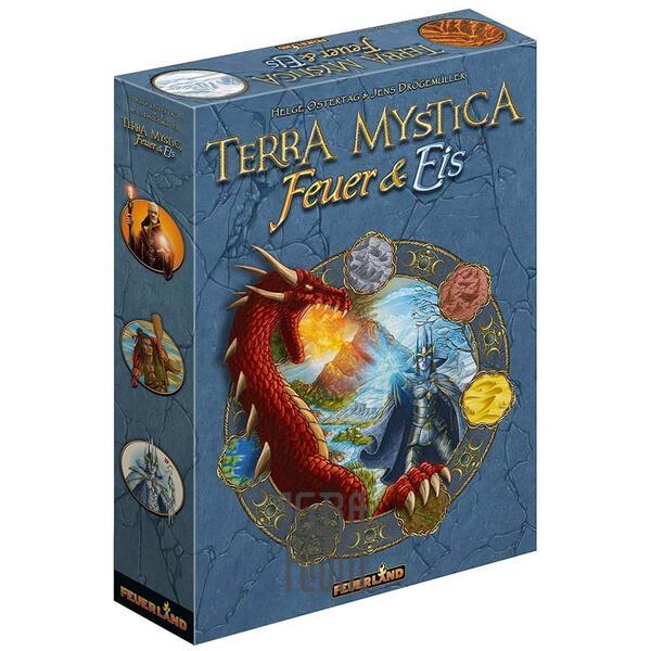 Настольная игра Terra Mystica: Feuer & Eis, Fire & Ice