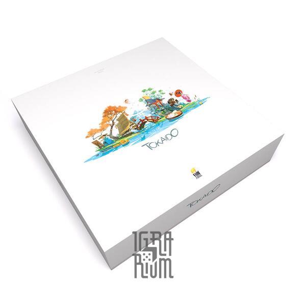 Настольная игра Tokaido: 5th Anniversary Edition