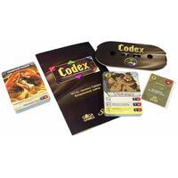 Настольная игра Codex: Стартовый набор (Мощь против Грации) (Codex: Card-Time Strategy – Starter Set)