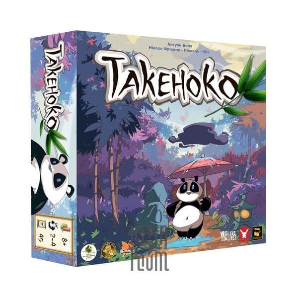 Настільна гра Такеноко (укр)