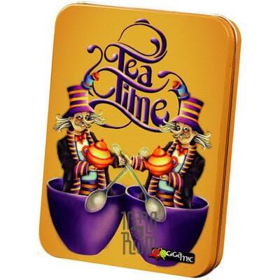 Настольная игра Tea Time (Зазеркальное чаепитие)