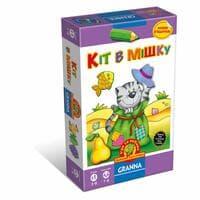 Настольная игра Кот в мешке (Кіт у мішку)