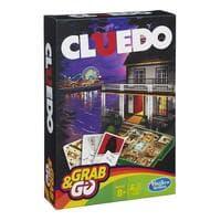 Настольная игра Клуэдо (Клуедо, Cluedo). Дорожная версия