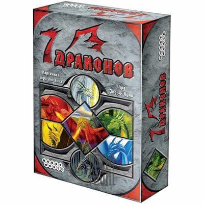 Настольная игра 7 Драконов