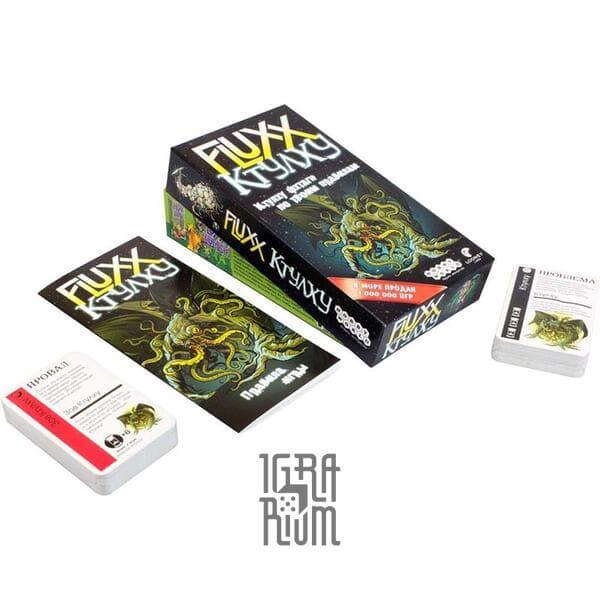 Настольная игра Fluxx Ктулху