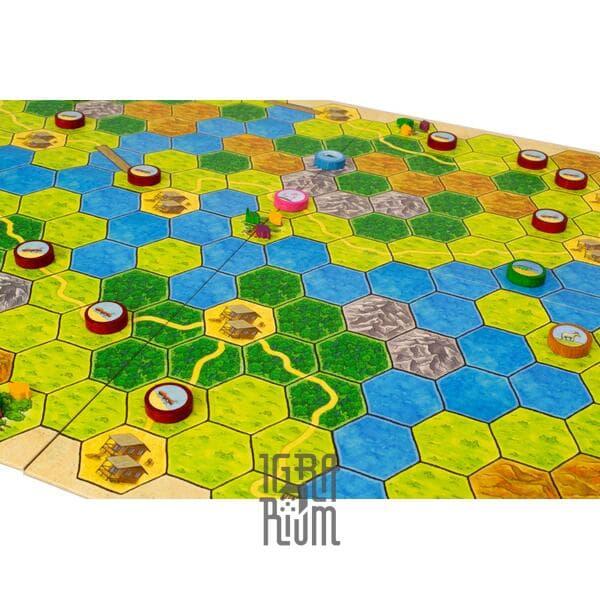 Настольная игра Форсаж ленивцев