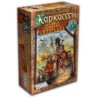 Настольная игра Каркассон. Золотая Лихорадка (Carcassonne: Gold Rush )
