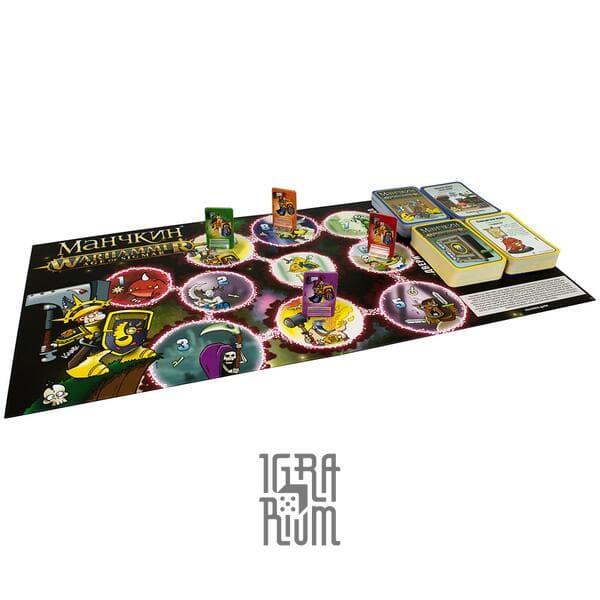 Настольная игра Манчкин Warhammer Age of Sigmar