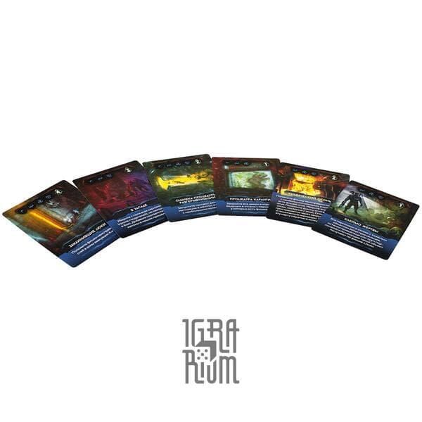 Настольная игра Немезида: Карноморфы