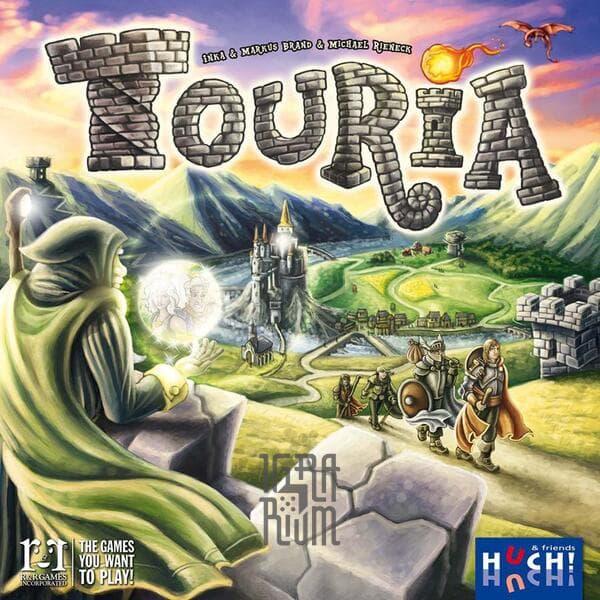 Настольная игра Touria