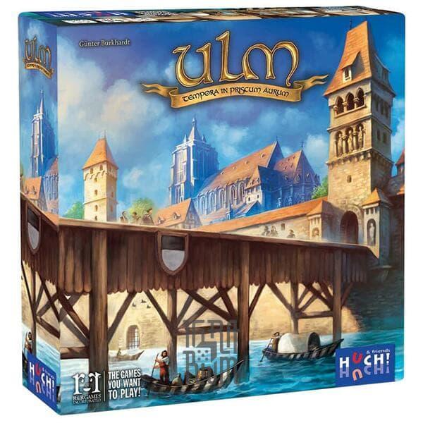 Настольная игра Ulm