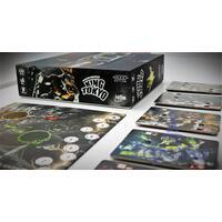 Настольная игра King Of Tokyo Dark Edition (Король Токио. Тёмное Издание)
