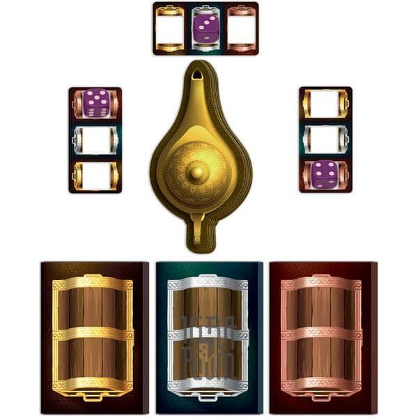 Настольная игра Tales & Games: Aladdin & the Magic Lamp