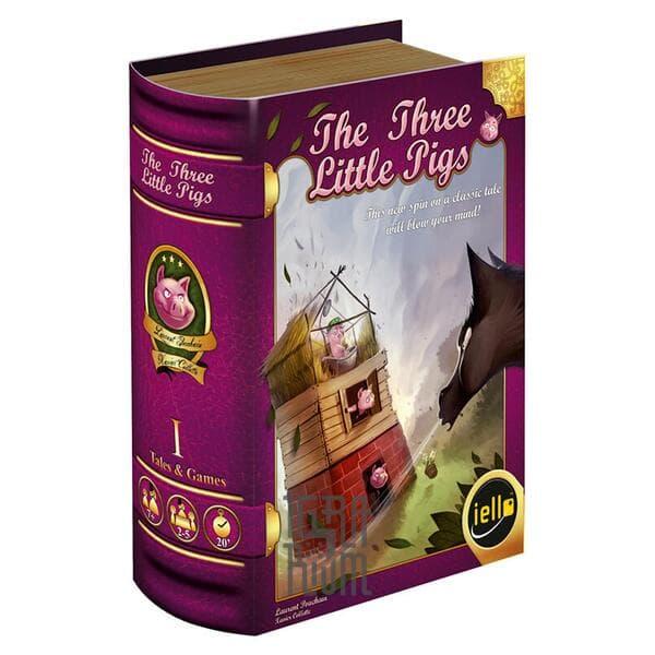Настольная игра Tales & Games: The Three Little Pigs