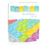 Periodic: Игра элементов (укр)