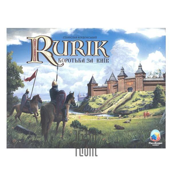 Настольная игра Rurik: Борьба за Киев (Рюрик: Боротьба за Киев) (укр)