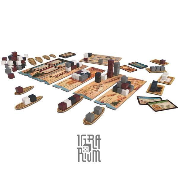 Настольная игра Imhotep