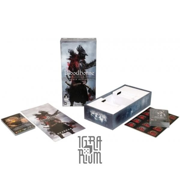 Настольная игра Bloodborne: Кошмар охотника