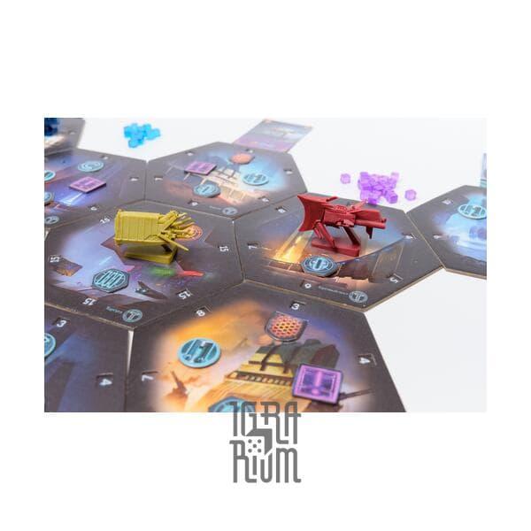 Настольная игра Тортуга 2199. Полное издание со всеми дополнениями (Kickstarter Edition)