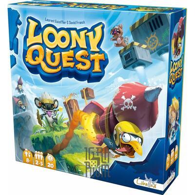 Настольная игра Loony Quest