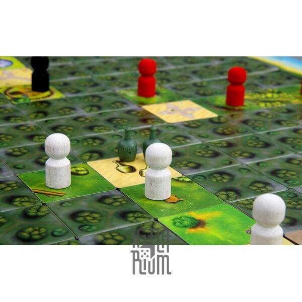 Настольная игра Шакал: Остров Сокровищ