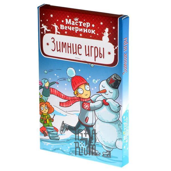 Настольная игра Зимние Игры