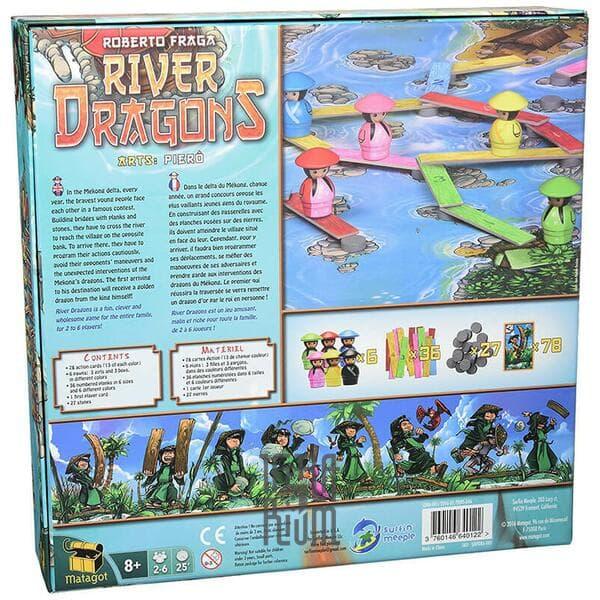 Настольная игра River Dragons