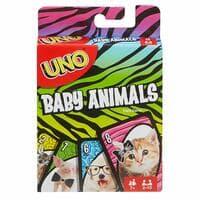 Уно Животные малыши (Uno Baby Animals)