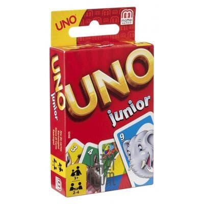 Настольная игра Uno Junior (Уно для самых маленьких)