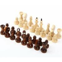Настольная игра Шахматы обиходные с доской (290х145х45)