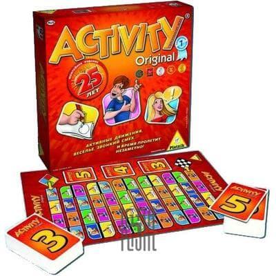 Настольная игра Активити. Юбилейная версия