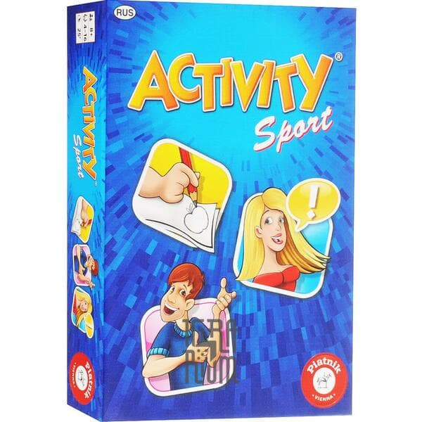 Настольная игра Activity Sport