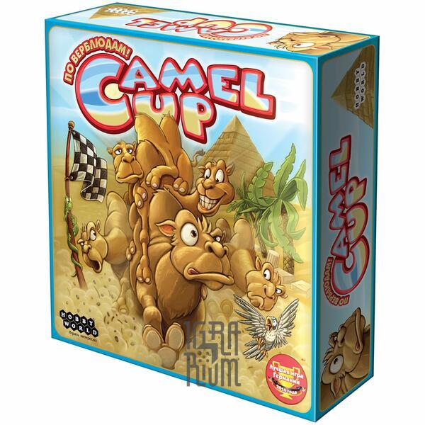 Настольная игра Camel Up
