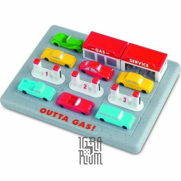 Настольная игра Бензоколонка (Outta Gas)