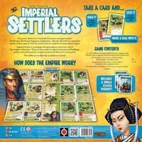 Настольная игра Imperial Settlers