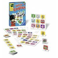 Настольная игра Английский язык для детей (English junior)