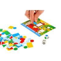 Настольная игра Колорино (цвета и формы)