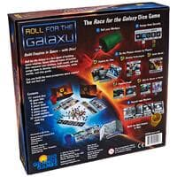 Настольная игра Roll for the Galaxy