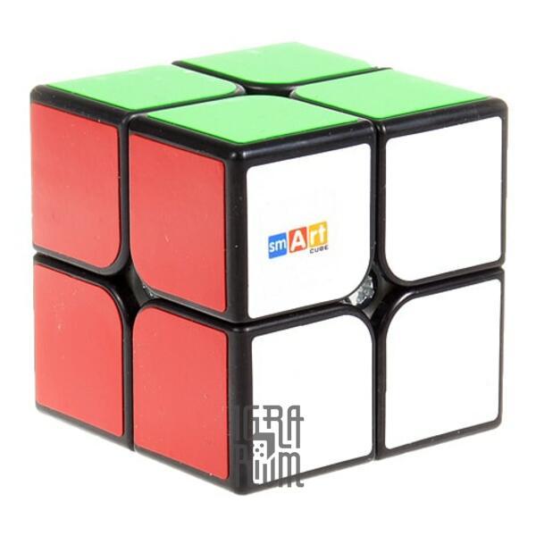 Настольная игра Кубик Рубика Smart Cube 2х2 Fluo