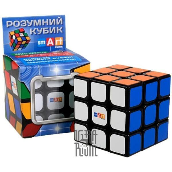 Настольная игра Змейка Рубика голубая | Smart Cube BLUE